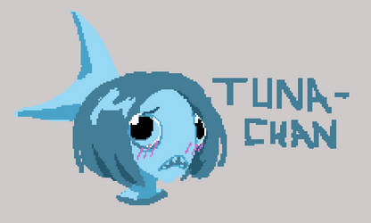PixelTuna by Susfishous