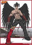 devil jin.T6 by perfecti
