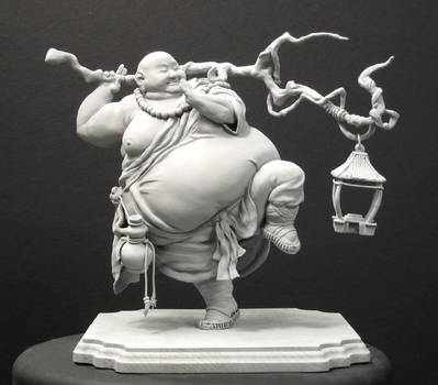 Okii Jijin Monk by MumboJumbo