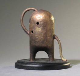Wootie Sculpture by MumboJumbo