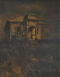 Haunted House by minoart2