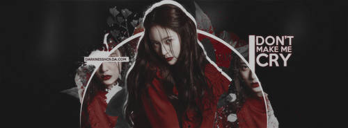 [20012018] don't make me cry // krystal by darknesshcr