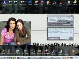 Gilmore Girls Desktop by Heidi