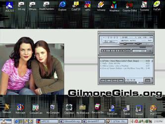 Gilmore Girls Desktop by Heidi