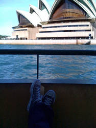 I'm on a Boat by Heidi