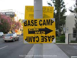 Criminal Minds Base Camp by Heidi