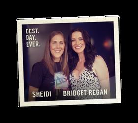 $Heidi and Bridget Regan by Heidi