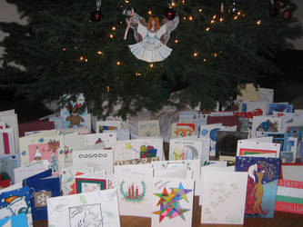 Holiday Cards 2004 by Heidi