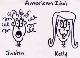 American Idol Mania by Heidi