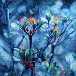Murmure  des feuilles by vasoiko