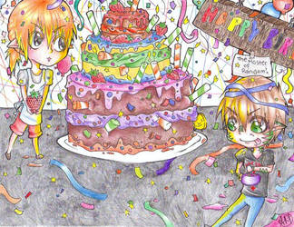Happy Birthday TMOR by HeartlessVampire