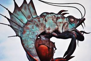Rage of The Barbican Prawn by jonnyXbrainless
