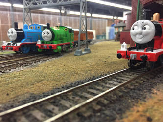 Mixed-Traffic and Tank Engines by TheHorribleHistorian