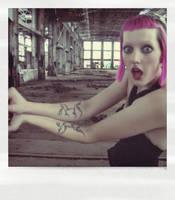 Punk Polaroid 2 by Poet168