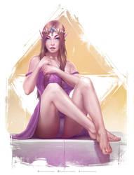 Zelda by krysdecker