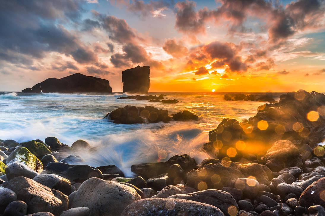 Sao Miguel Azores by StefanPrech