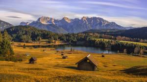 Bavarian Alps by Stefan Prech by StefanPrech