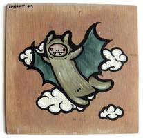Bat by mtomsky