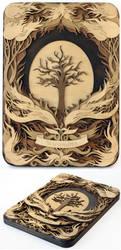 Custom Tree of Life by mtomsky