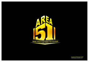 Area51 Logo by batetooz