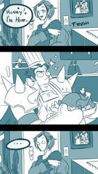 Cooking Darius by Rolochan
