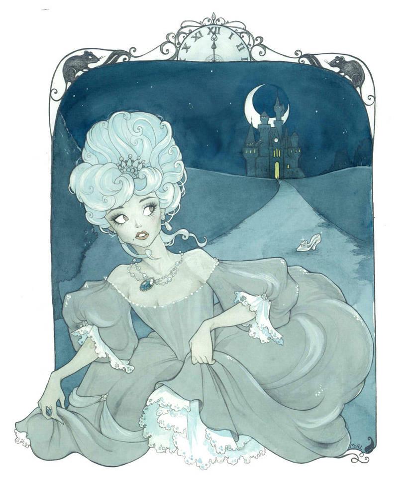 Cinderella by Noxfae