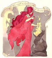 Melisandre by Noxfae