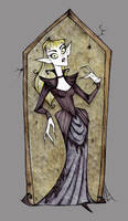 Nosferatu by Noxfae