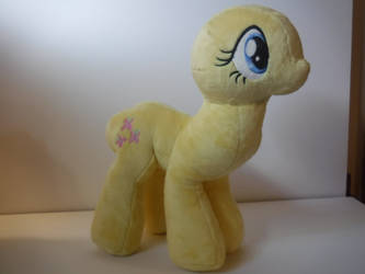 Fluttershy an earth pony!? XD WIP! by PlushieHut