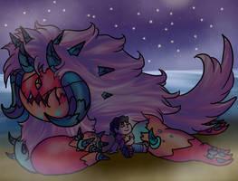 Jasper and Steven by IBrainWashedYou