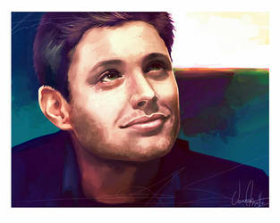 Dean Winchester by Endless-Ness