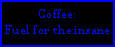 Coffee Stamp by paintedbluerose