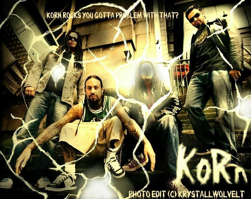 Bulletproof Korn Wallpaper By Krystallwolvelt On Deviantart