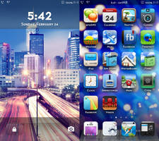 Remix ios6 by metal27