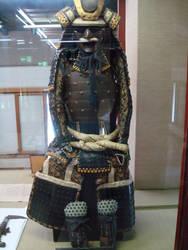 Samurai Armor by goldenhide