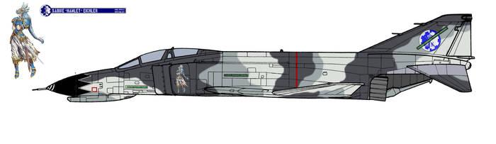 Merc Modified F-4 Kurnass/Phantom 2000 by goldenhide
