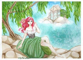C: Elizabeth by PeppermintRain
