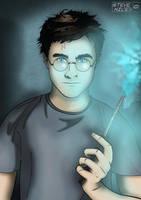 Harry Potter by Steve-Nice