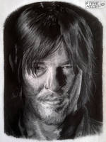 Daryl Dixon by Steve-Nice