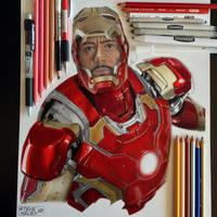 Iron Man by Steve-Nice