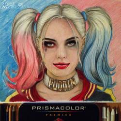 Harley Quinn by Steve-Nice