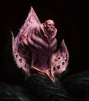 God Emperor of Dune by BlazenMonk