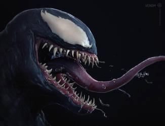 Venom by BlazenMonk
