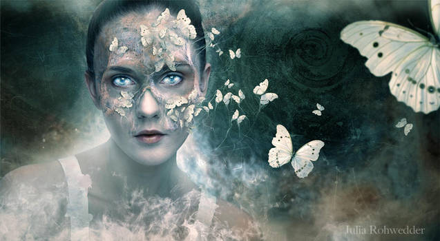 Fluttering Wings of Decay by MoOnshine90