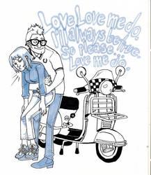 Love Me Do by WaywardDistrict