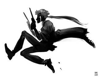 Soli silhouette by shingworks