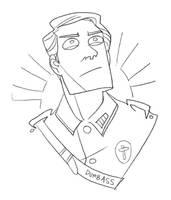 My hero by shingworks