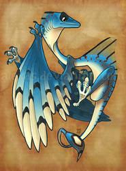 Neritic Dragon by shingworks