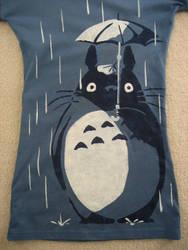 Totoro by oochma