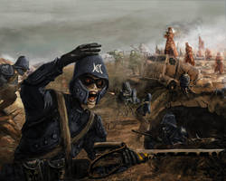 Berlin's battle by Cryofluid